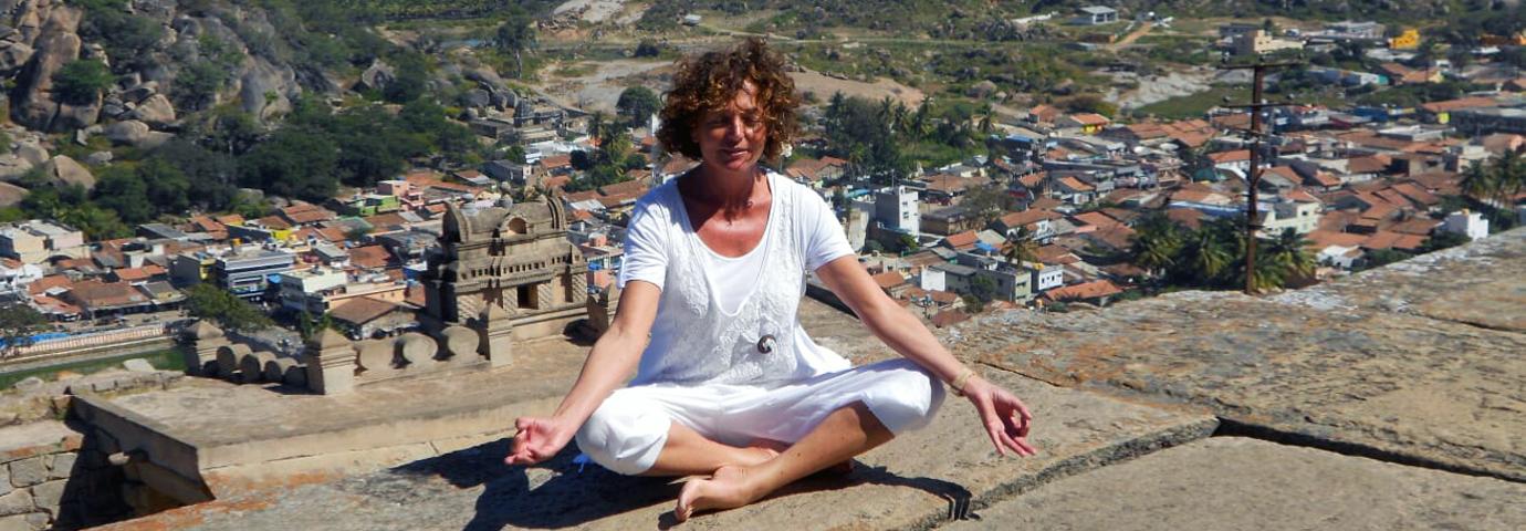 Yoga mit Doro